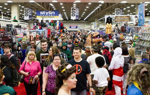 Fan Expo Dallas Floor.jpg