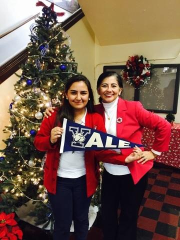 Young Women S Prep S San Antonio School Senior Receives Early