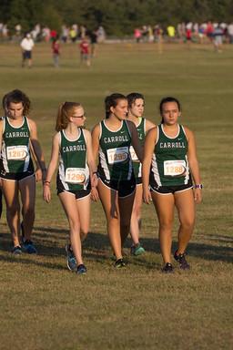 Coppell girls at start.jpg